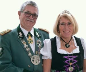 Königspaar 2015-16